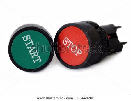 Stock-photo-this-push-button-used-to-switch-electrical-machines-55440706